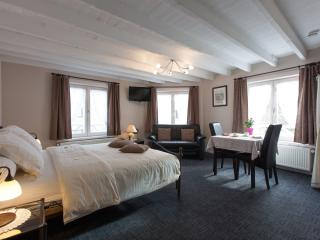 Luxury Suite with historic Bruges views