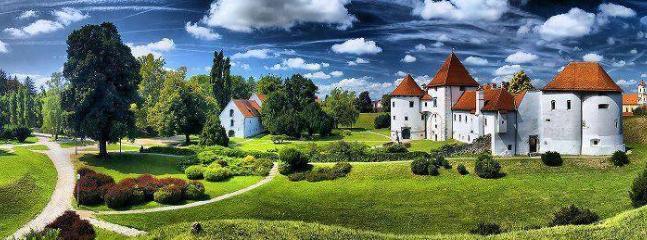 Croatia's Baroque gem, Varazdin, boasts a fairy-tale castle and a unique museum ( 3h on motorways)