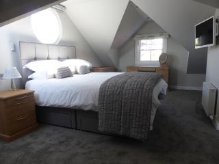 Master bedroom suite-loft