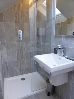 Ensuite shower room-loft