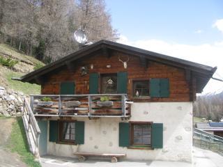 Baita Stebline tipico chalet di montagna a Livigno