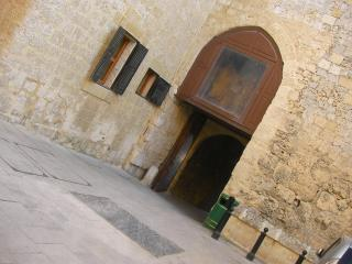 Medieval Guard Tower, Mdina