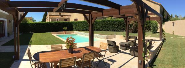 Terrasse, Pergola et Piscine
