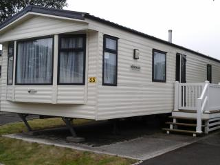 Waterside Holiday Park & Spa. 6 berth holiday home, Weymouth