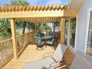 Beachfront Home Renovated, One Floor Living, Surf Side Spa**05/21/16 $5660/wk, Port Saint Joe