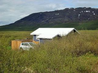 COZY GOLDEN CIRCLE HOUSE W/JACUZZY & WiFi, Thingvellir