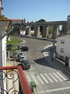Vista terraço Aqueduto São Sebastião