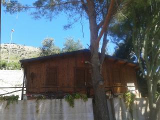 Chalet in villa con piscina, Capaci