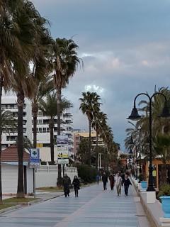 Scenic promenade