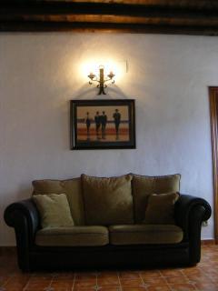 Comfy Seating in Casa Jazmin.