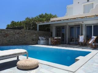 Anemos-Villa mit privatem pool, Ormos Agiou Ioannou