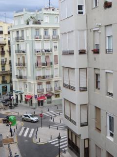 Central Valencia - near Mercado Russafa