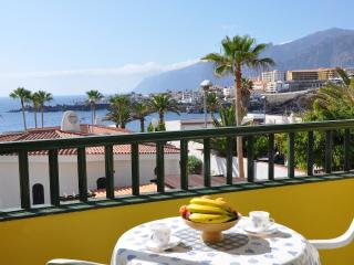 Ocean view apartment in Tenerife, Santa Cruz de Tenerife