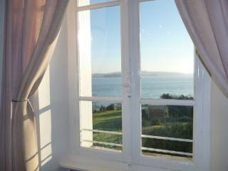 St.Guenole wonderful sea view 20% ferry discount, Crozon