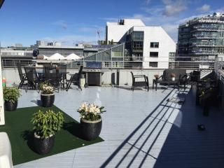 3-bedroom luxury apartment at Aker Brygge