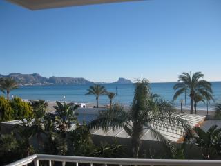 Apartamento en primera linea de la playa del albir, L'Alfas del Pi