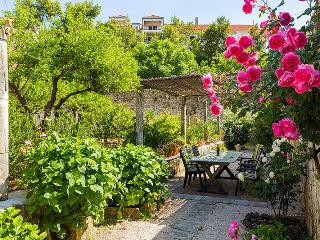 Heavenly beautiful gardens and residence Dvori