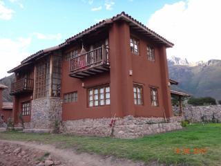 CUSCO, VALLE SAGRADO, HUARAN, PERU . REGION CUSCO