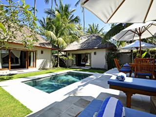 Villa Sasoon,  Two bedrooms private pool villa set in a large lanscape garden