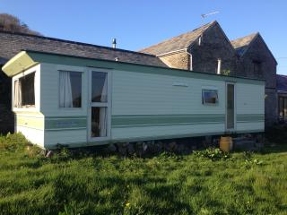 Parkland Caravan with use of swimming pool from Easter until end of October