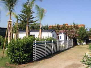 case mobili in campeggio sul mare, Campofelice di Roccella