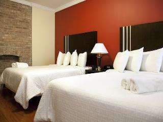 UPW Studio 2 double beds