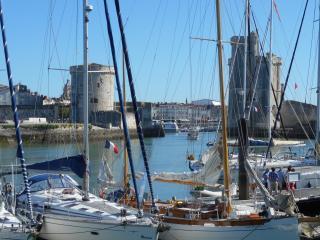 A cote de La Rochelle