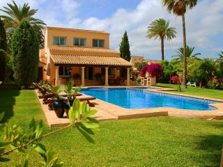 Privately owned villa,2000m2 plot,aircon/pool/wifi, Denia