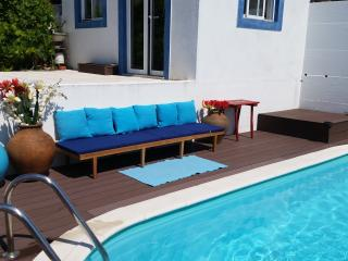 Self contained studio with private swimming pool