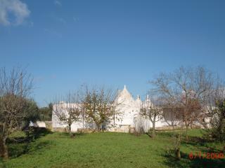 Villa Garden Paradise in famous Selva di Fasano