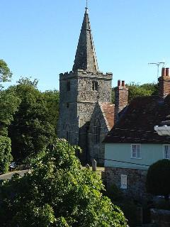 12th century St Peter's Church
