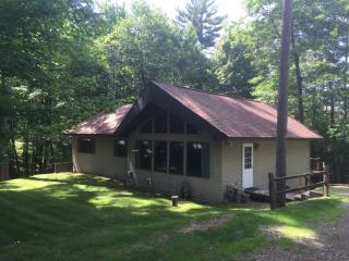 Beautiful home on lake near Minocqua & Woodruff WI