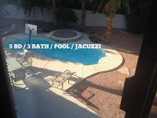 5BD Vacation House POOL / Jacuzzi