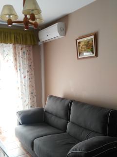 Precioso y cómodo sofá, nuevo a estrenar.