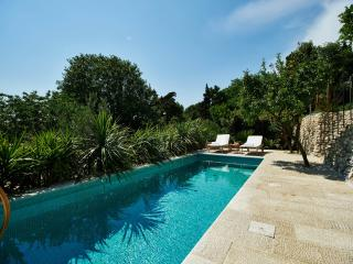 Villa Lemonia with Private Pool and Sea View