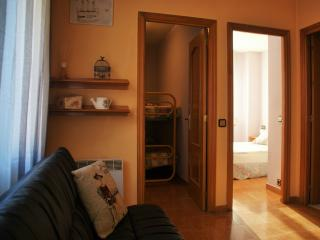 Bright apartment in els Cortals, Encamp, Canillo