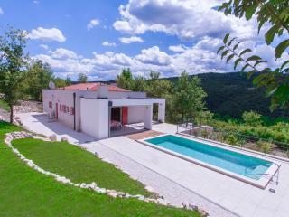 Montecolori - brand new design villa with pool in middle of nature, Vizinada