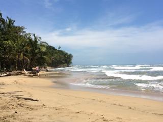 Beachfront Punta Uva: Storied Home, Modern Comfort