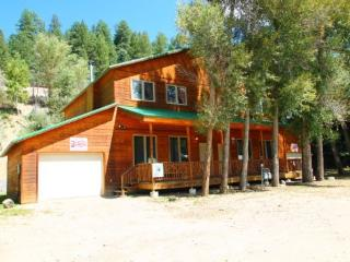 Cottonwoods Duplex - WiFi, Satellite TV, King Beds, Washer/Dryer, Garages, Pets Considered, Red River