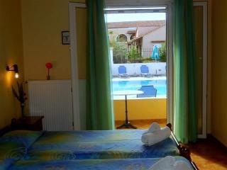 Acharavi one bedroom apartment near the beach