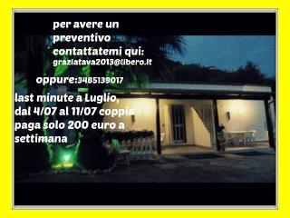Case vacanze A PESCHICI economiche, Foggia