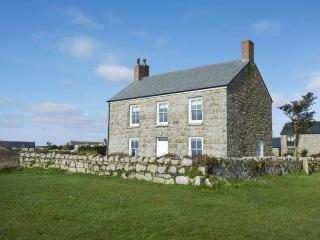 Kemyel Wartha Farmhouse, Lamorna