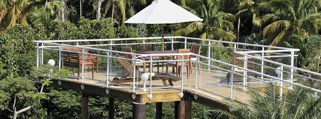 SPECIAL OFFER: St. Martin Villa 526 Located In St. Martins Prestigious And Quiet Lowlands, By Plum Bay., Terres Basses