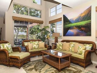 NEWLY LISTED, 3 BEDROOM, 3 BATH at Mauna Lani Golf Villas, Kamuela