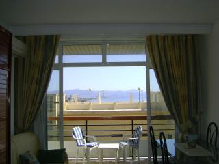 Estudio en Torremolinos con vistas al mar