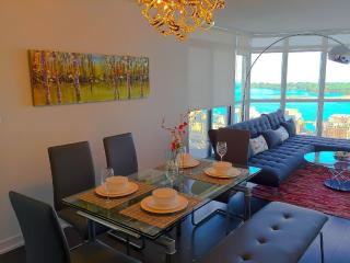 New Luxury Furnished 2BR2BA Downtown Waterfront