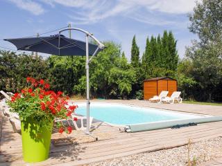 Villa 4ch classee 3* pour 10/11 pers. avec piscine