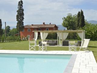 Tenuta di Rota - appartamenti con piscina - LOGGIA