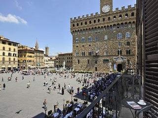 Piazza Signoria View, Florence