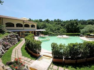 Villa Fiordaliso, Sorano